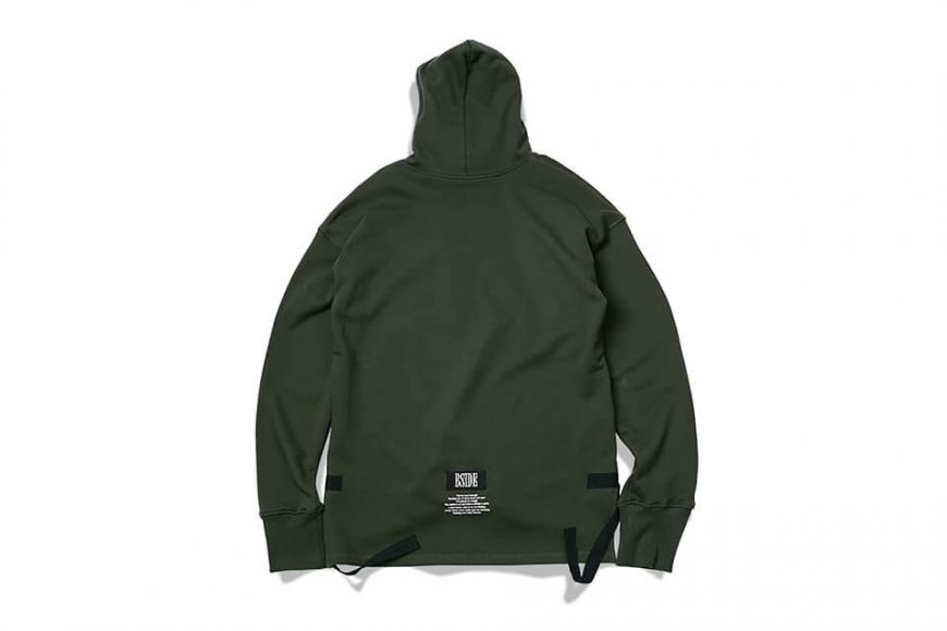 B-SIDE 17 AW Woven Tape M Hoodie (16)