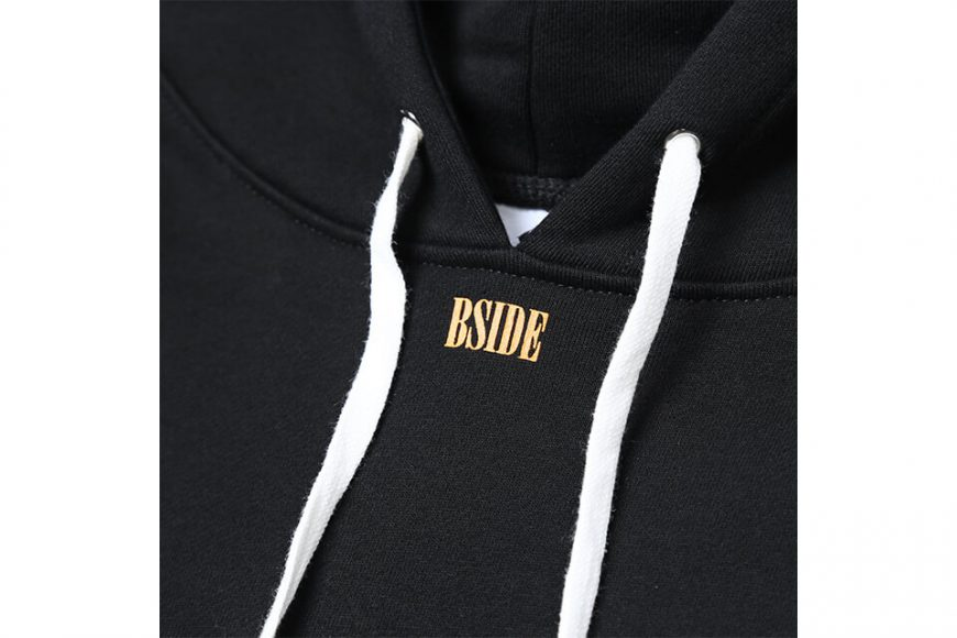 B-SIDE 17 AW Woven Tape M Hoodie (7)