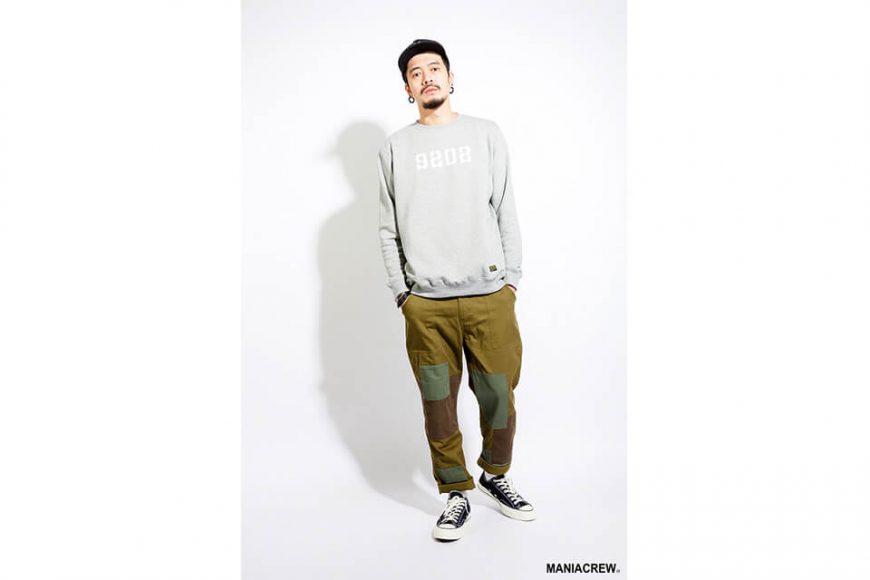 MANIA 17 AW 9202 Sweatshirt (1)