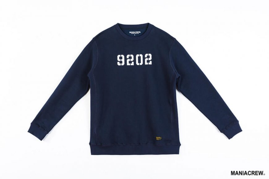 MANIA 17 AW 9202 Sweatshirt (10)