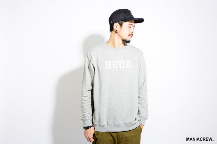 MANIA 17 AW 9202 Sweatshirt (2)