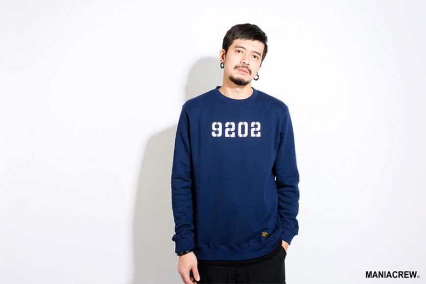 MANIA 17 AW 9202 Sweatshirt (7)