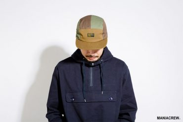 MANIA 17 AW Patchwork Cap (1)