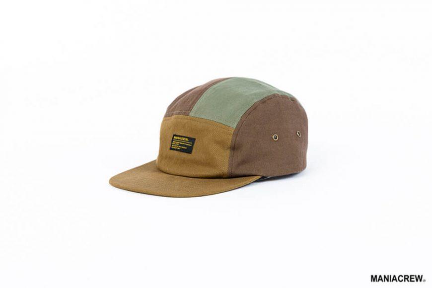 MANIA 17 AW Patchwork Cap (3)