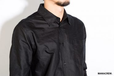 MANIA 17 AW Pocket Shirt (3)