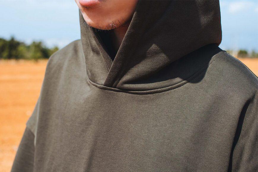 NEXTMOBRIOT 17 FW Double Layered Logo Hoodie (10)