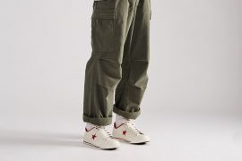 OVKLAB 17 AW M-65 ARMY Trousers (1)