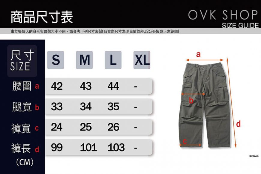 OVKLAB 17 AW M-65 ARMY Trousers (15)