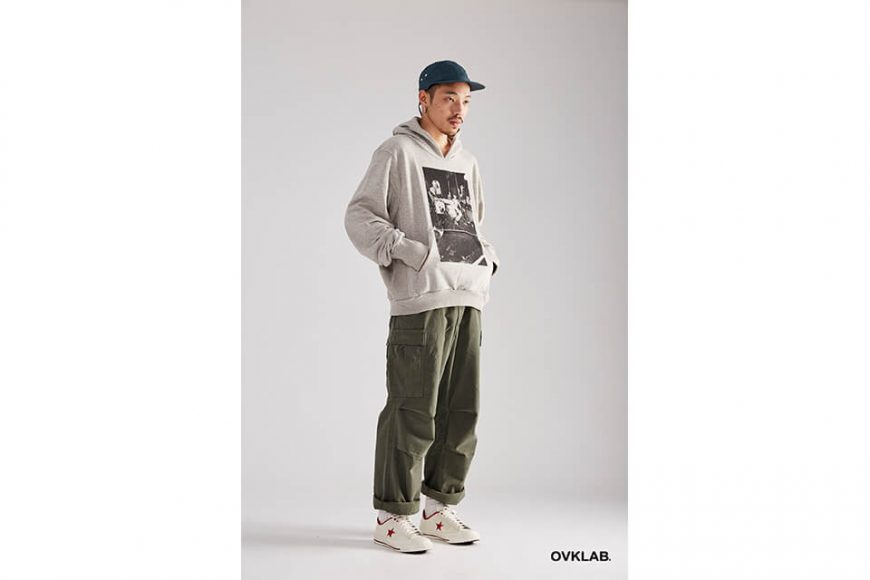 OVKLAB 17 AW M-65 ARMY Trousers (2)