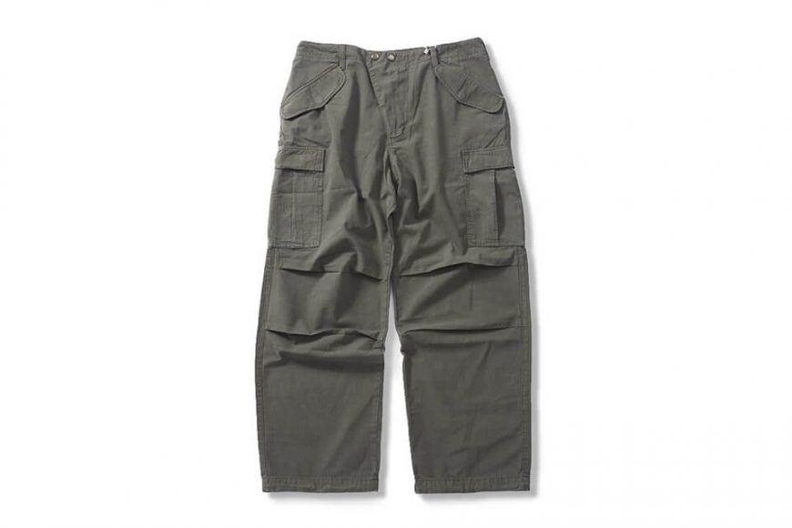 OVKLAB 17 AW M-65 ARMY Trousers (8)