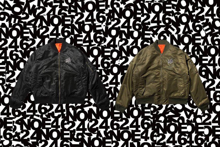 REMIX 17 AW REMIX x NOE246 Ma1 Jacket (1)