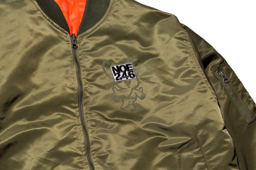 REMIX 17 AW REMIX x NOE246 Ma1 Jacket (10)