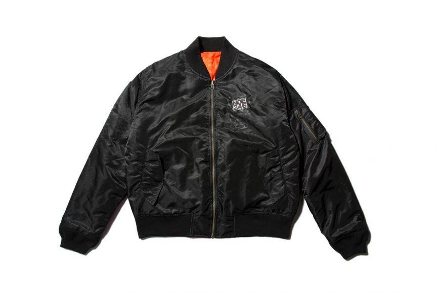 REMIX 17 AW REMIX x NOE246 Ma1 Jacket (2)
