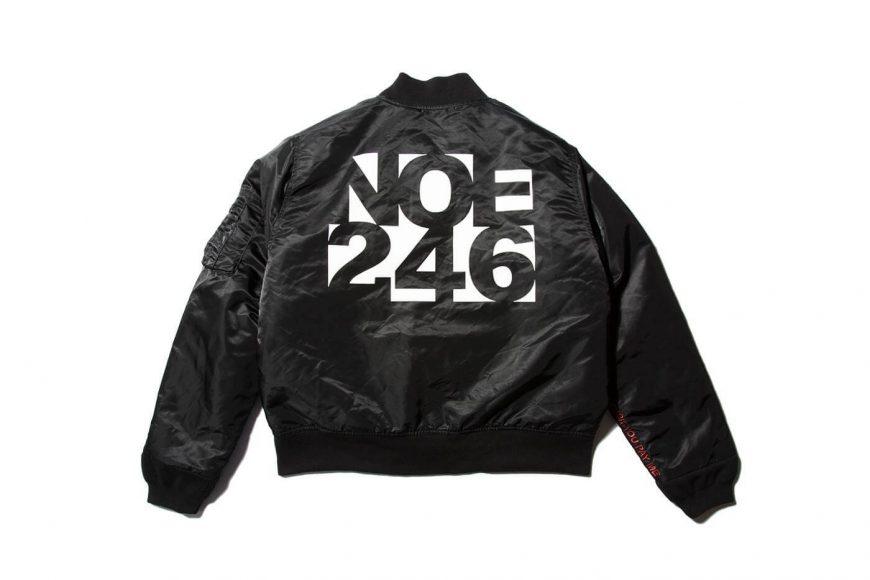 REMIX 17 AW REMIX x NOE246 Ma1 Jacket (3)