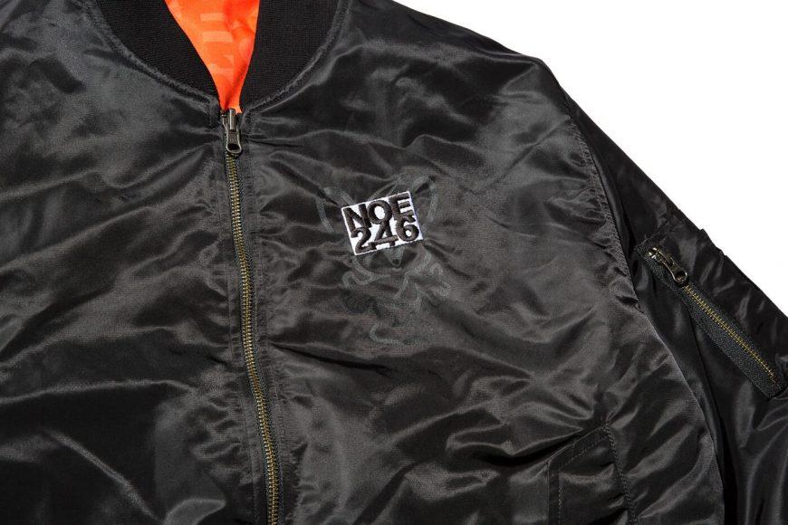 REMIX 17 AW REMIX x NOE246 Ma1 Jacket (4)