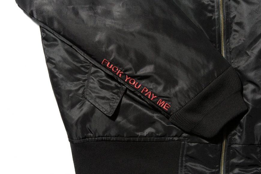 REMIX 17 AW REMIX x NOE246 Ma1 Jacket (6)