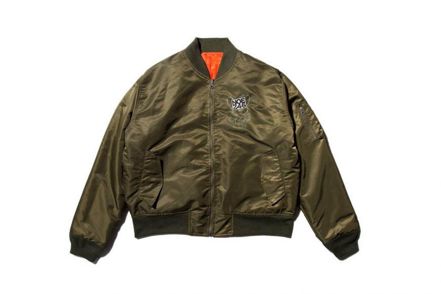 REMIX 17 AW REMIX x NOE246 Ma1 Jacket (8)