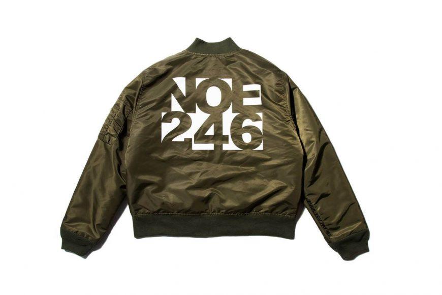 REMIX 17 AW REMIX x NOE246 Ma1 Jacket (9)