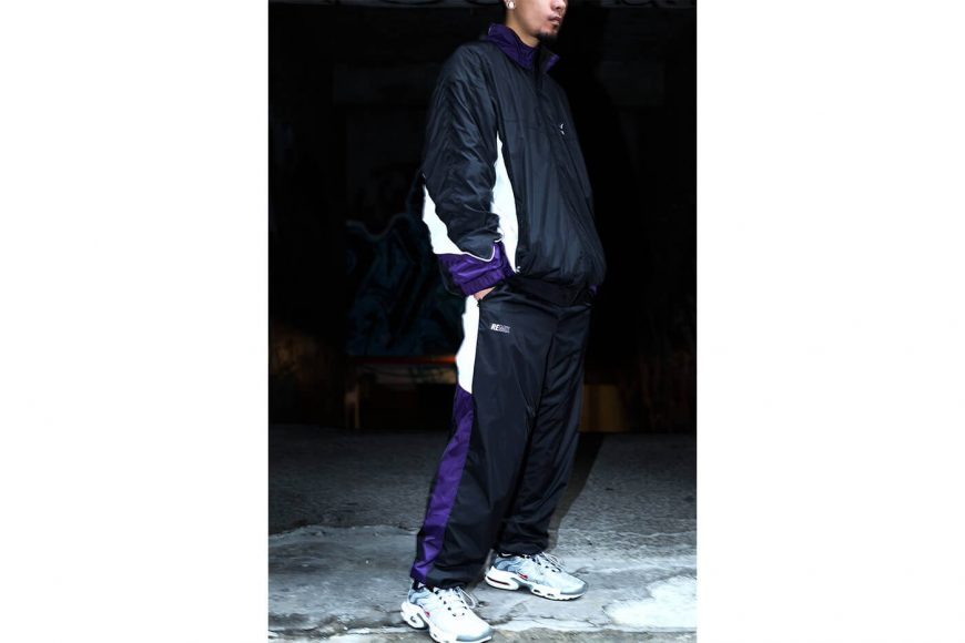 REMIX 17 AW RX Bolt Track Suits (2)