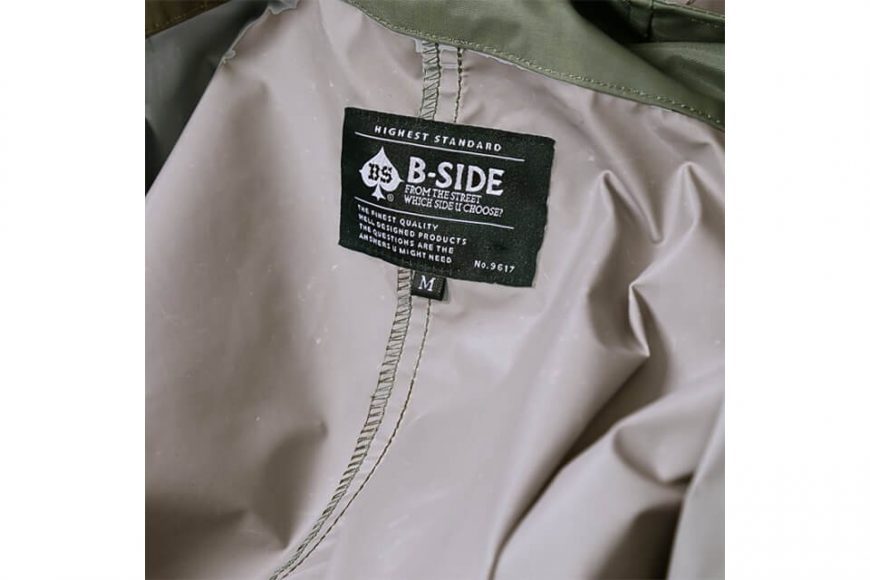 B-SIDE 17 AW BS M51 Parka (10)