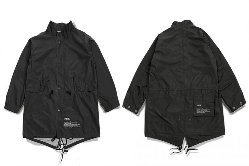 B-SIDE 17 AW BS M51 Parka (3)