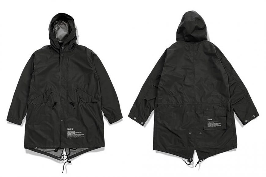 B-SIDE 17 AW BS M51 Parka (4)