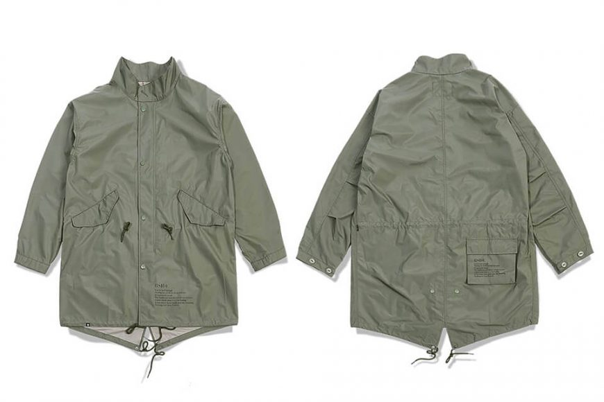 B-SIDE 17 AW BS M51 Parka (5)