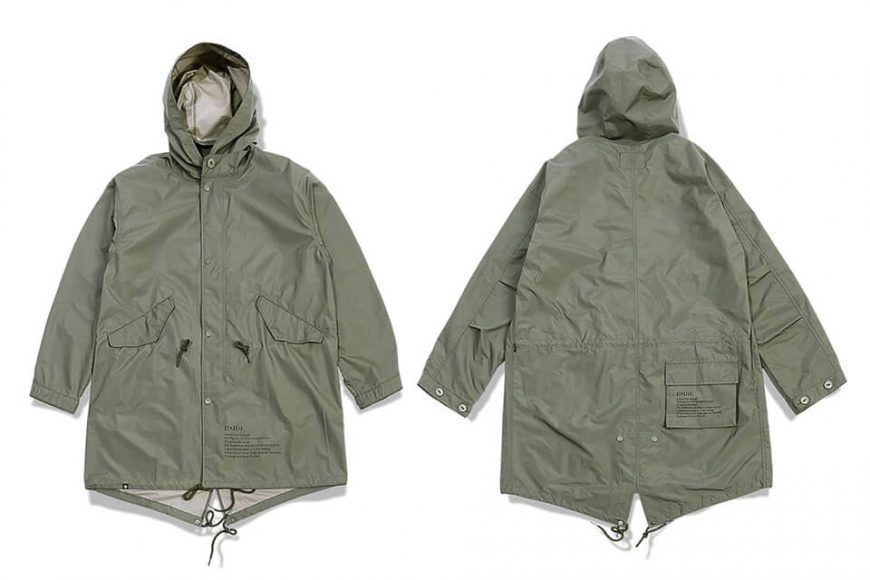 B-SIDE 17 AW BS M51 Parka (6)