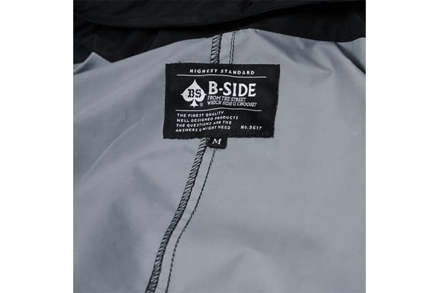 B-SIDE 17 AW BS M51 Parka (8)