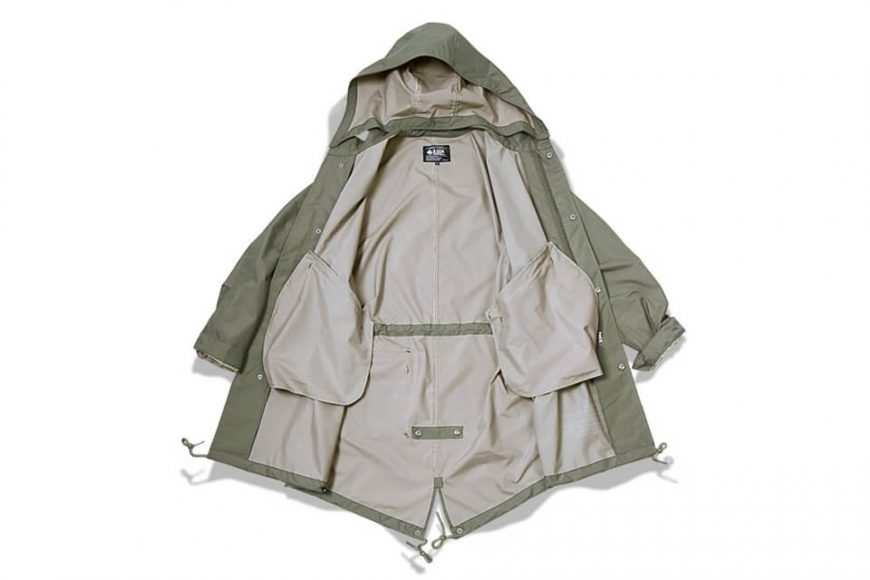 B-SIDE 17 AW BS M51 Parka (9)