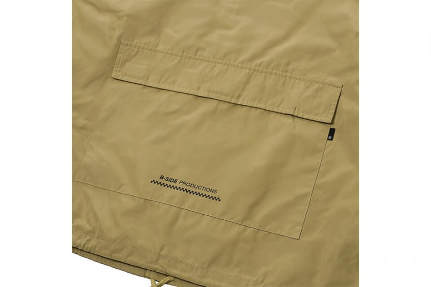 B-SIDE 17 AW Back Pocket Coach JKT (13)