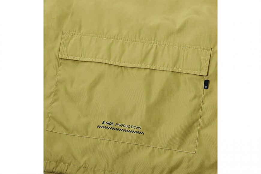 B-SIDE 17 AW Back Pocket Coach JKT (18)
