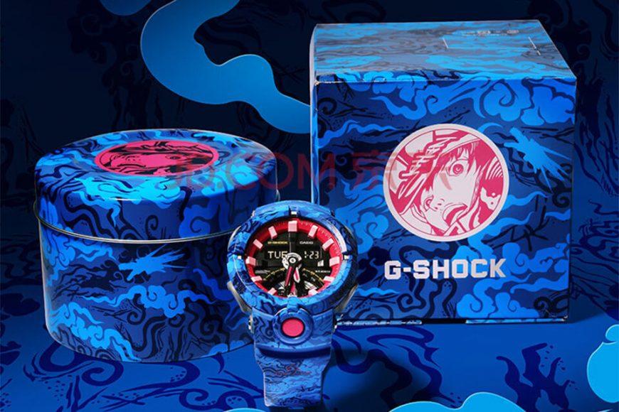 CASIO G-SHOCK GA-500CG-2ADR (2)