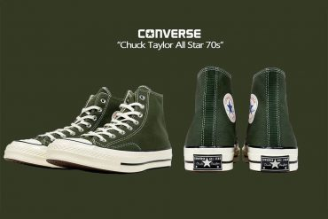CONVERSE 17 AW Chuck Taylor All Star 70 Hi Top (7)