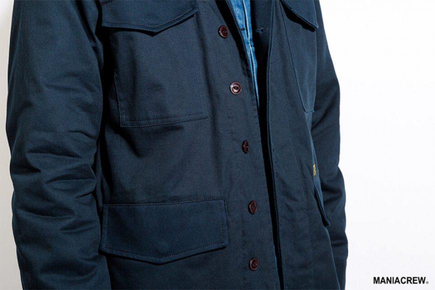 MANIA 17 AW Chore Coat (3)