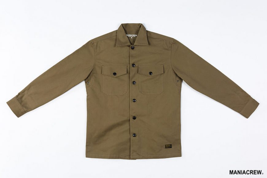 MANIA 17 AW Master Shirt (1)