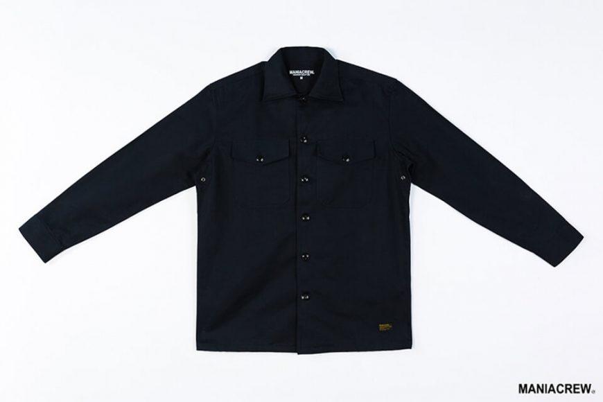 MANIA 17 AW Master Shirt (2)