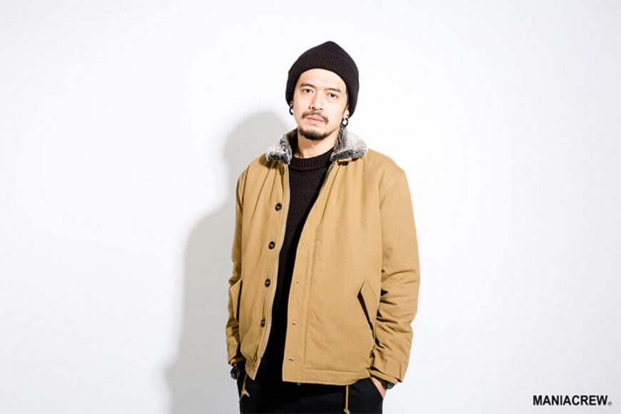 MANIA 17 AW N1 Jacket (1)