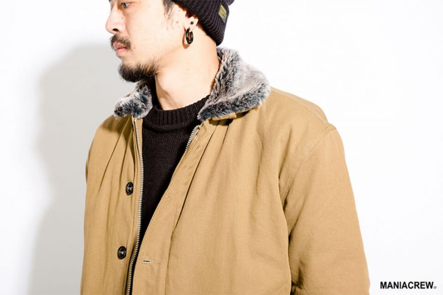 MANIA 17 AW N1 Jacket (3)