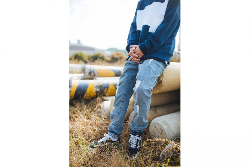 NEXTMOBRIOT 17 FW Elasticity Hard Torn Jeans (3)