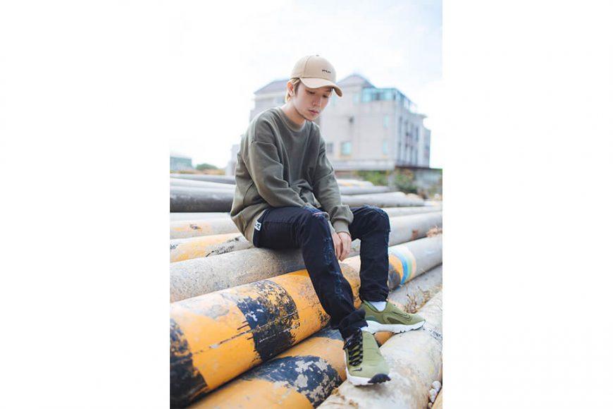 NEXTMOBRIOT 17 FW Elasticity Hard Torn Jeans (5)