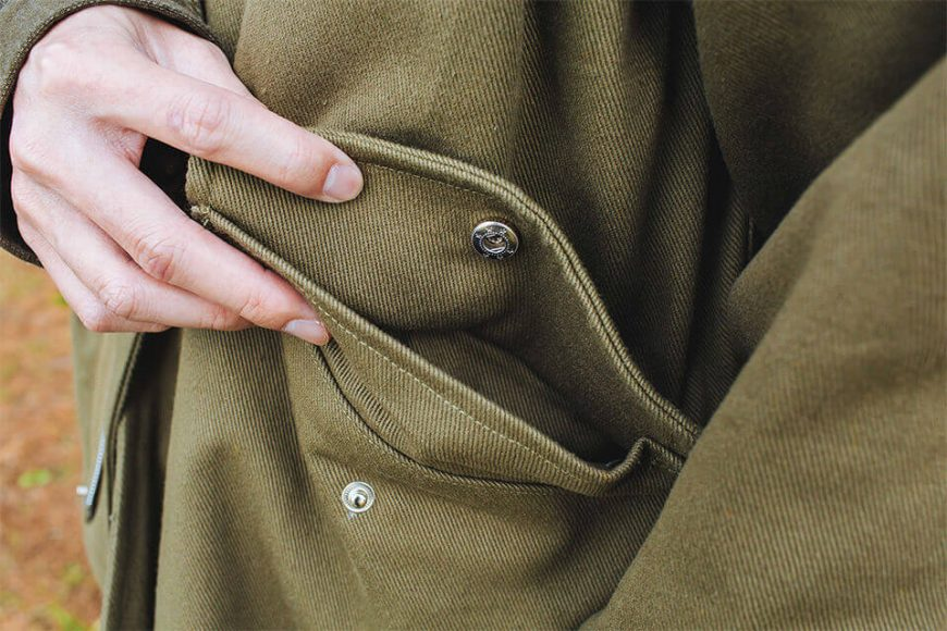 NEXTMOBRIOT 17 FW JP Logo Haori M-51 Coat (7)