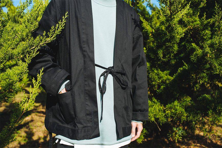 NEXTMOBRIOT 17 FW JP Logo Haori Shirt (5)