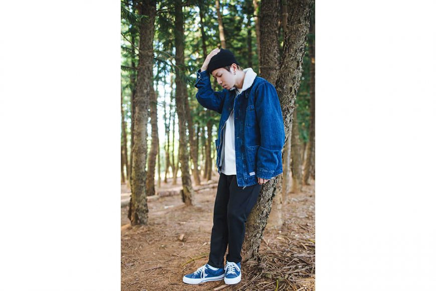 NEXTMOBRIOT 17 FW Woolneck Denim Jacket (2)