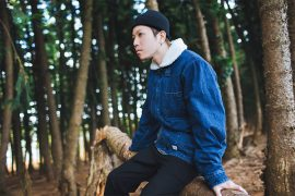 NEXTMOBRIOT 17 FW Woolneck Denim Jacket (3)