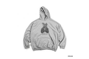OVKLAB 17 AW OVK Lung Logo Hoodie (3)