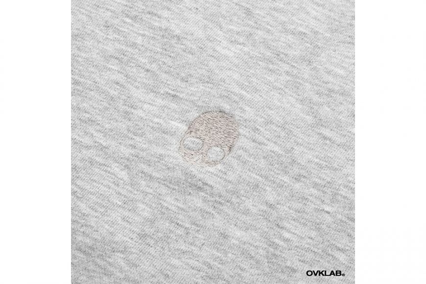 OVKLAB 17 AW Washed Basic Logo Sweatshirt (4)