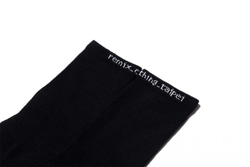REMIX 17 AW Athletic Crew Socks 3-Pack (4)