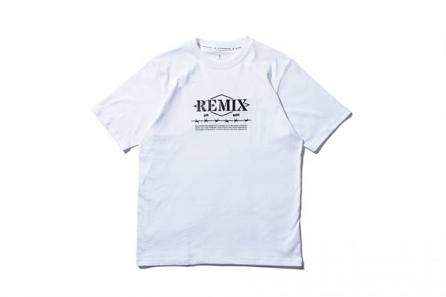 REMIX 17 AW Barbed Tee (7)