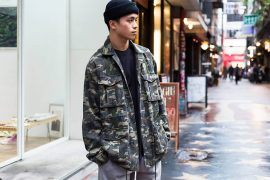 REMIX 17 AW R3mix Field Shirt (1)